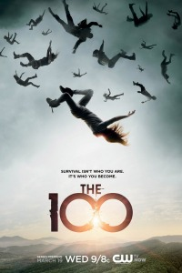 affiche-the-100-2014-1